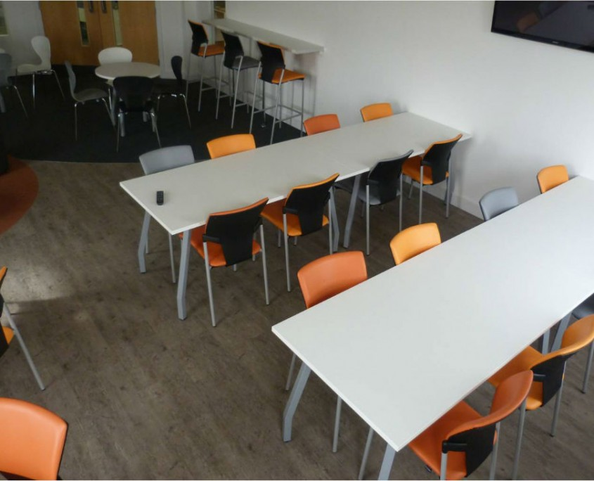 Agility - Office Furniture Delivery & Installation