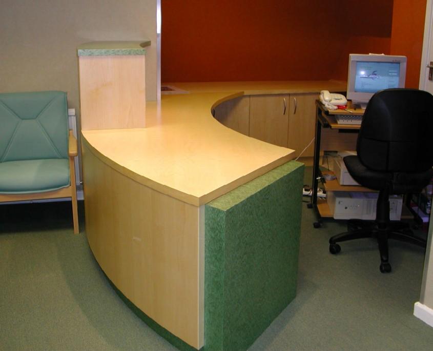 Reception Chairs - Reception Desks - Reception Furniture