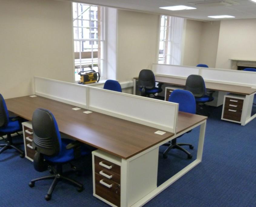 Handelsbanken Lancaster - Office Furniture Lancaster - Office Furniture Delivery & Installation
