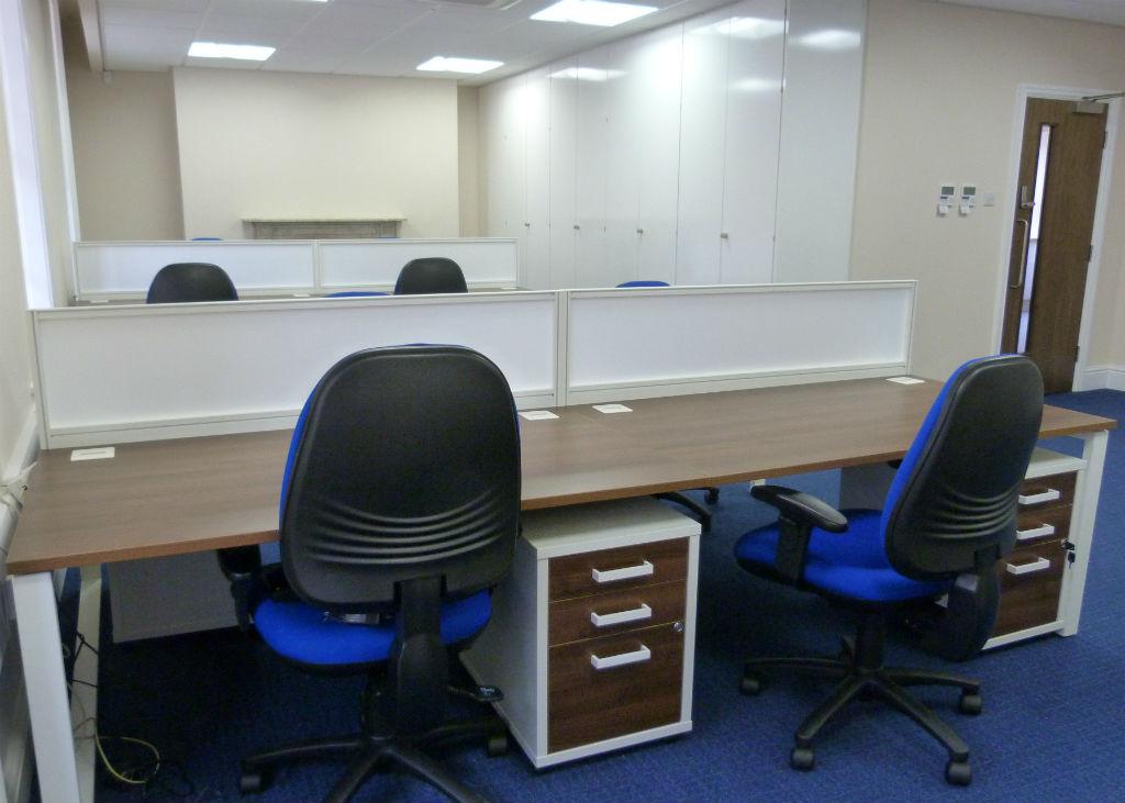 Handelsbanken Lancaster Bevlan Office Interiors