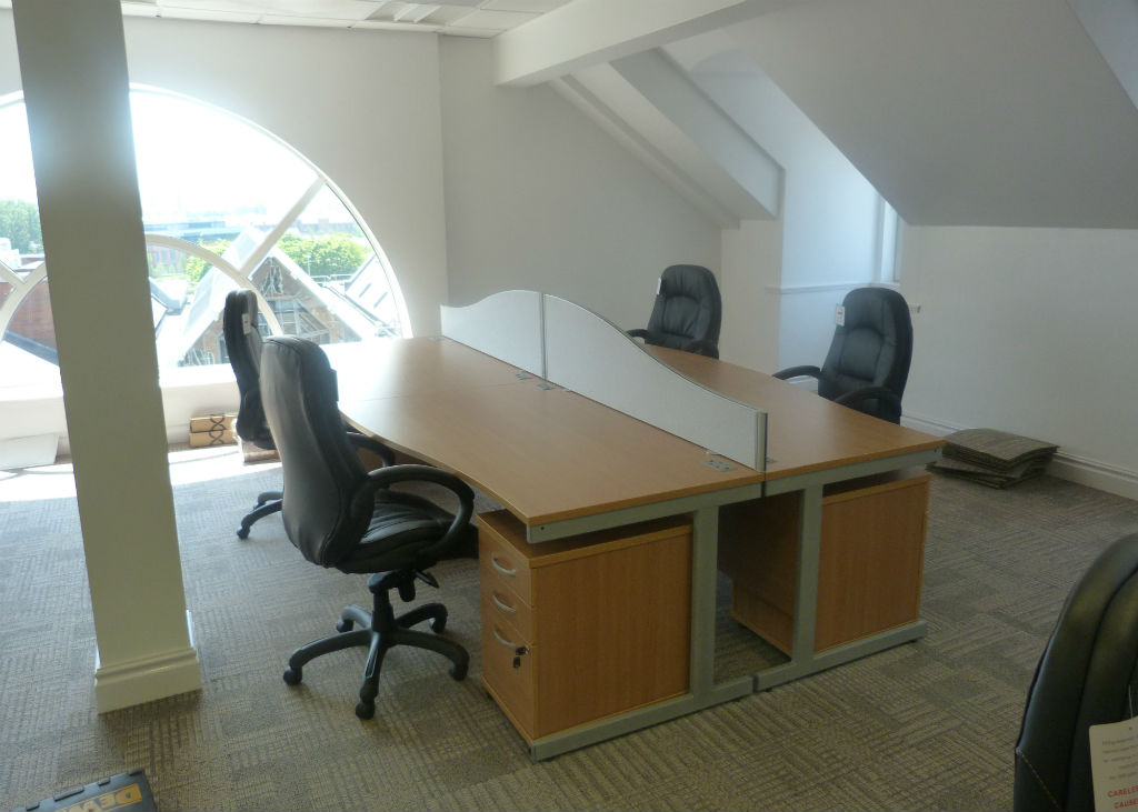 Handelsbanken Leeds - Office Furniture Leeds - Office Furniture Delivery & Installation