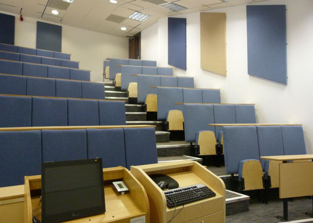Runshaw College Bevlan Office Interiors