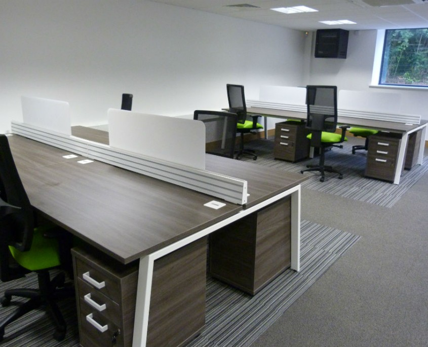 Morris & Spottiswood - Office Furniture Manchester - Office Furniture Delivery & Installation