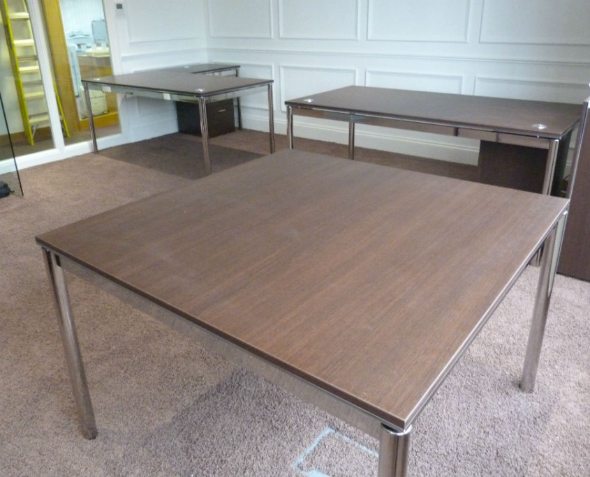Beaverbrooks The Jewellers - Meeting Table - Office Furniture Manchester