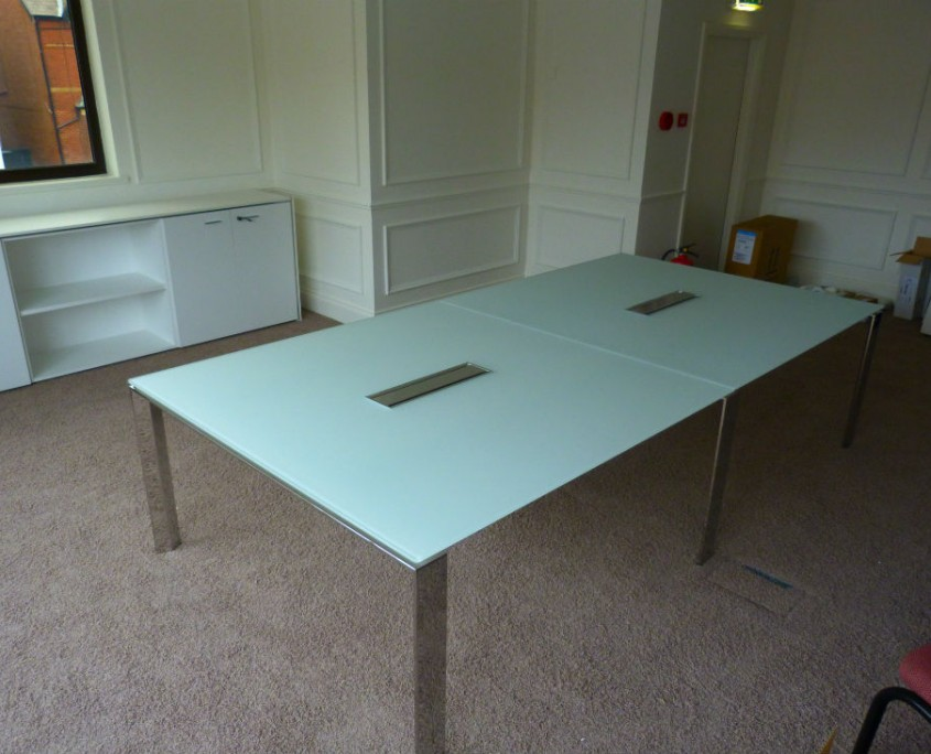 Beaverbrooks The Jewellers - Meeting Table - Meeting Room Furniture