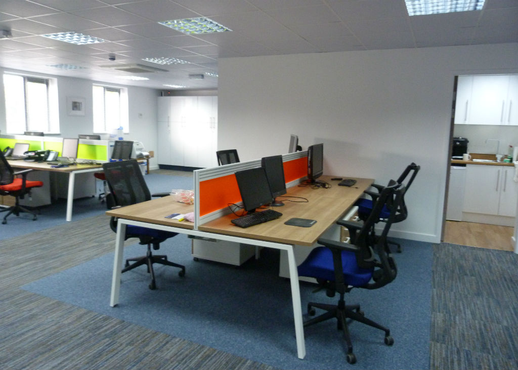Collingwood Search and Selection - Office Furniture England