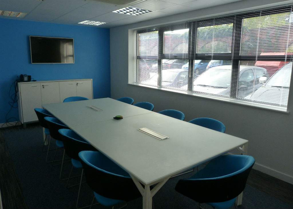 Collingwood Search And Selection Ltd Bevlan Office Interiors