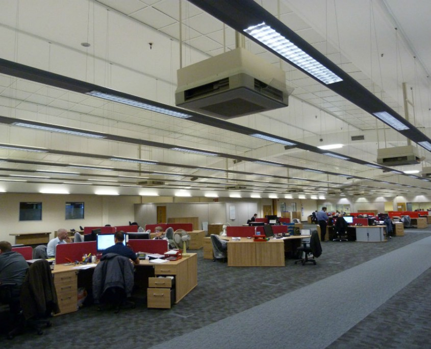 National Oilwell Varco - Office Furniture Manchester