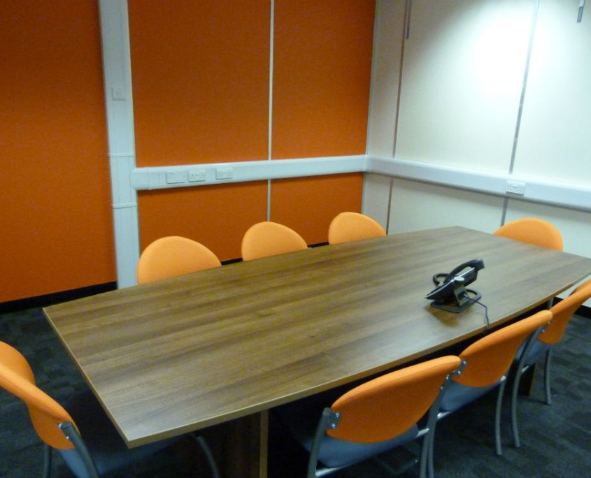 National Oilwell Varco - Office Furniture Manchester - Meeting Room Furniture