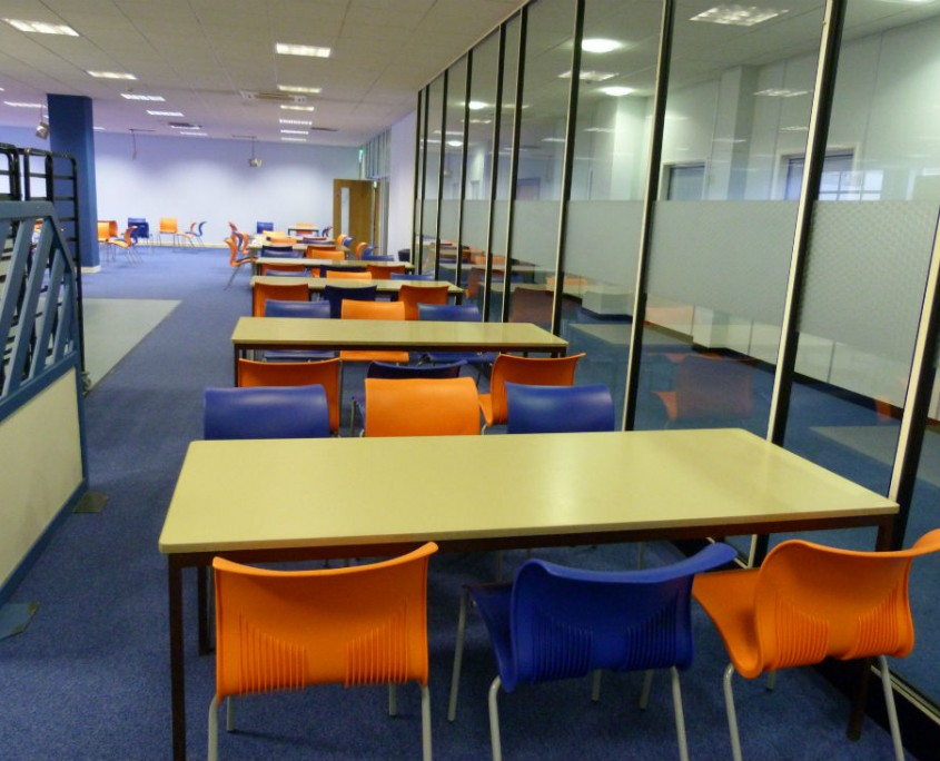 National Oilwell Varco - Office Furniture Manchester - Breakout Furniture