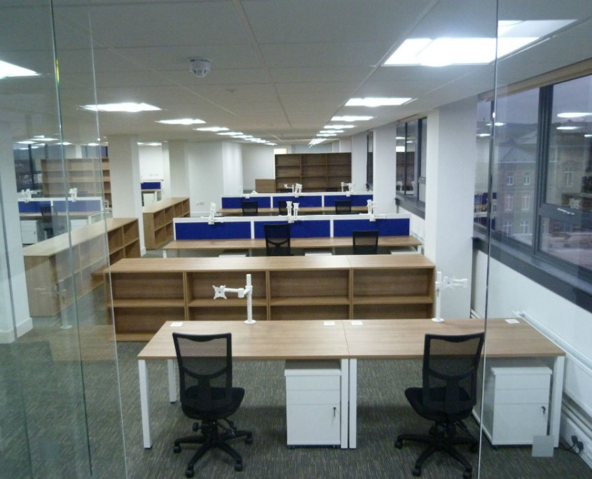 DTE Group - Office Furniture Manchester - Office Furniture