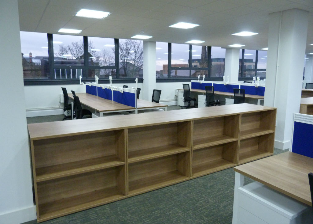 Dte Group Bevlan Office Interiors