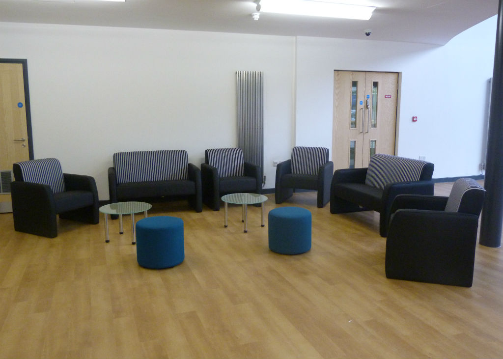 Runshaw College - Office Furniture Delivery & Installation