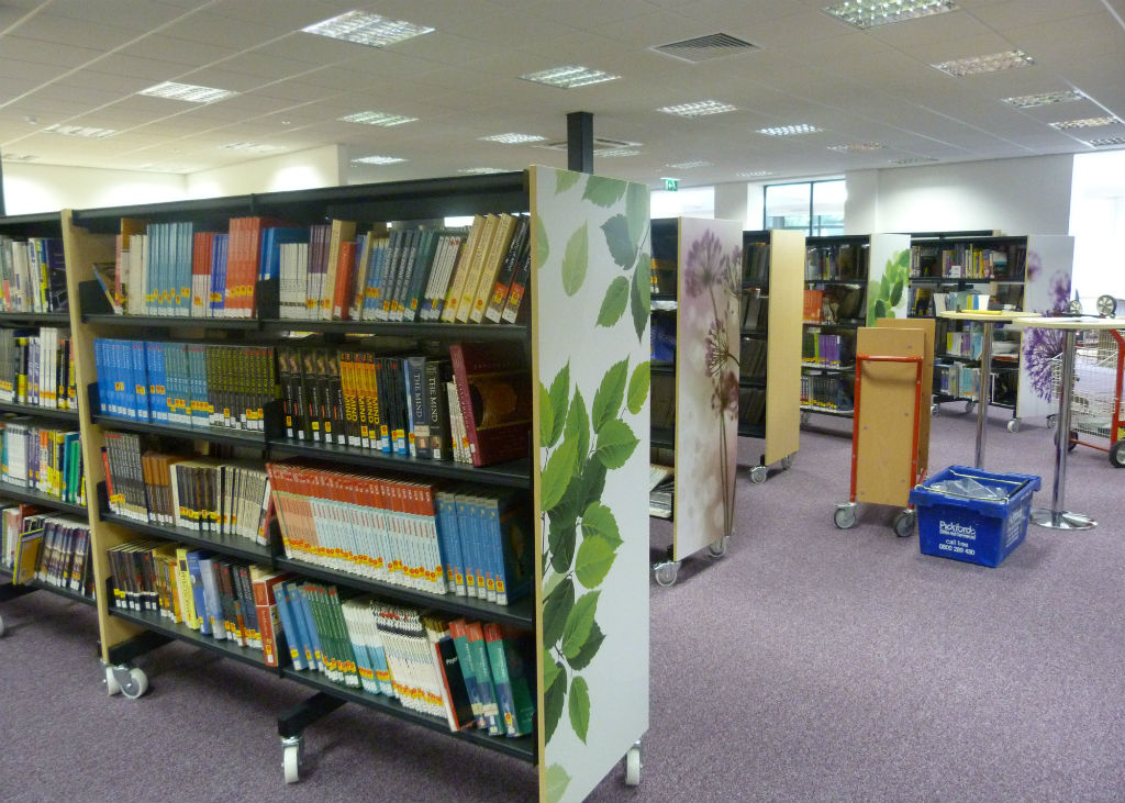 Runshaw College - Office Furniture Preston - Office Furniture Delivery & Installation
