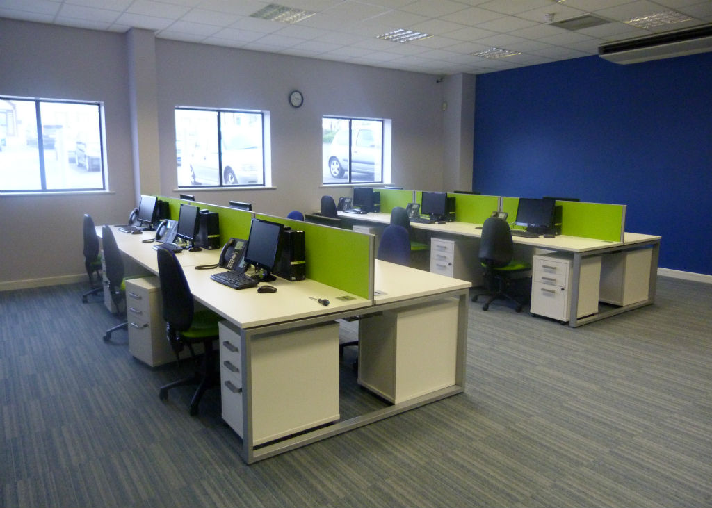Training 2000 - Office Furniture Delivery & Installation