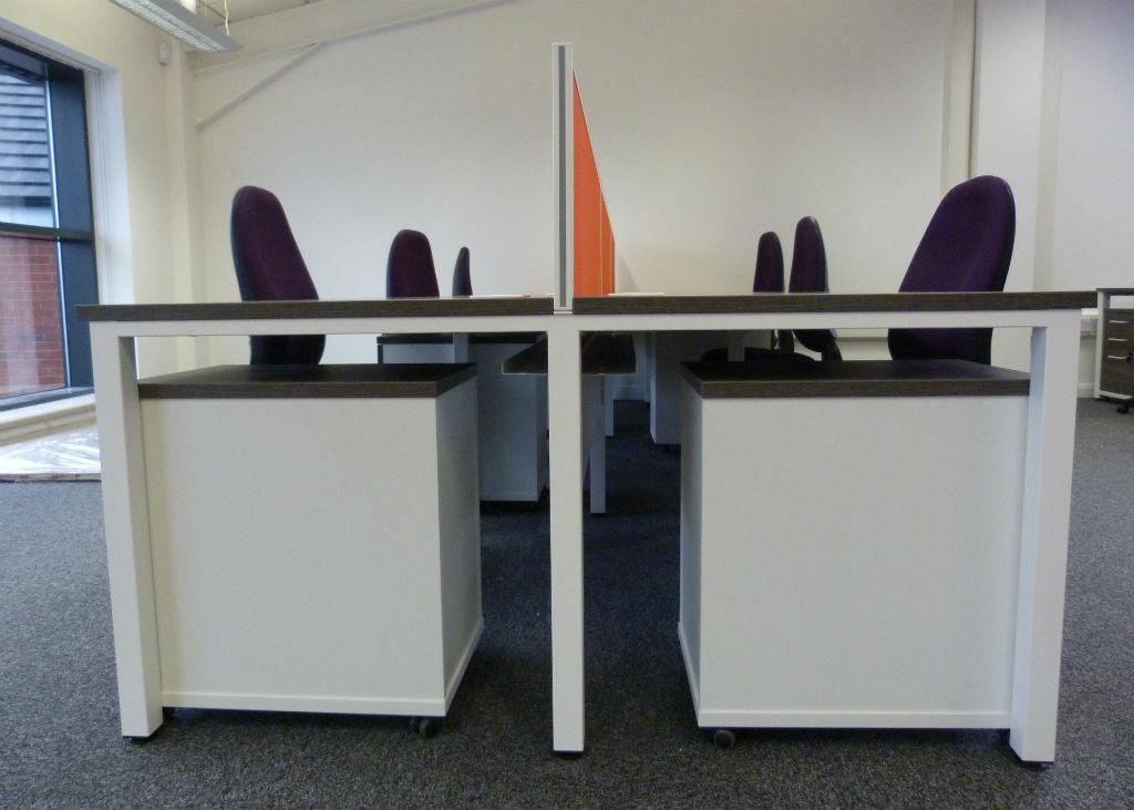Black Diamond Umbrella in Wigan - Office Furniture Wigan - Office Furniture Delivery & Installation