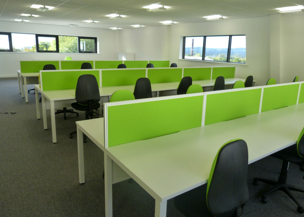 Green Age Solutions Bevlan Office Interiors