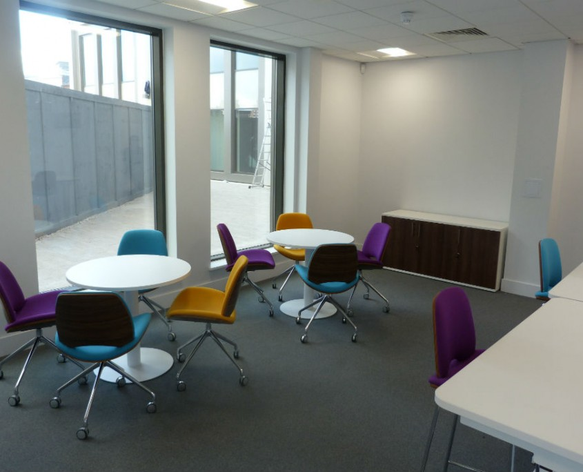 Warrington Borough Council - Office Desks - Office Furniture Delivery & Installation