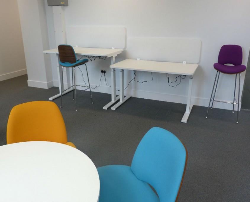Warrington Borough Council - Office Desks - Office Furniture Delivery & Installation