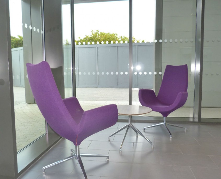 Warrington Borough Council - Reception Furniture - Office Furniture Delivery & Installation