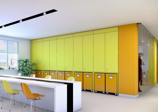 Storewall - Office Storage