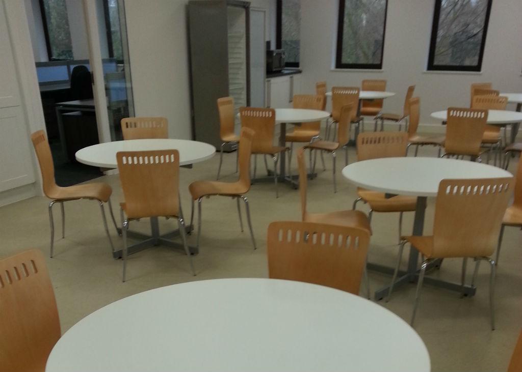 Liberata in Liverpool Cafe Area