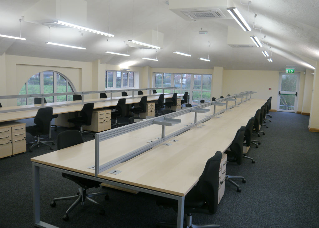 Barron Wood Distribution - Office Furniture Delivery & Installation