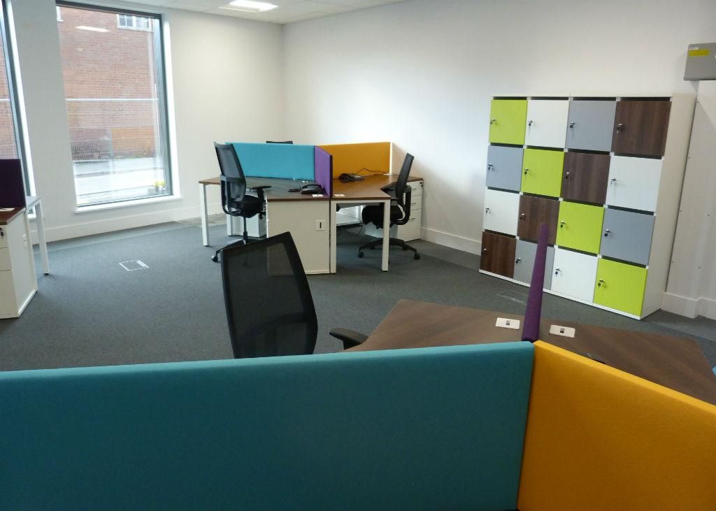 Warrington Borough Council Meeting Room Area