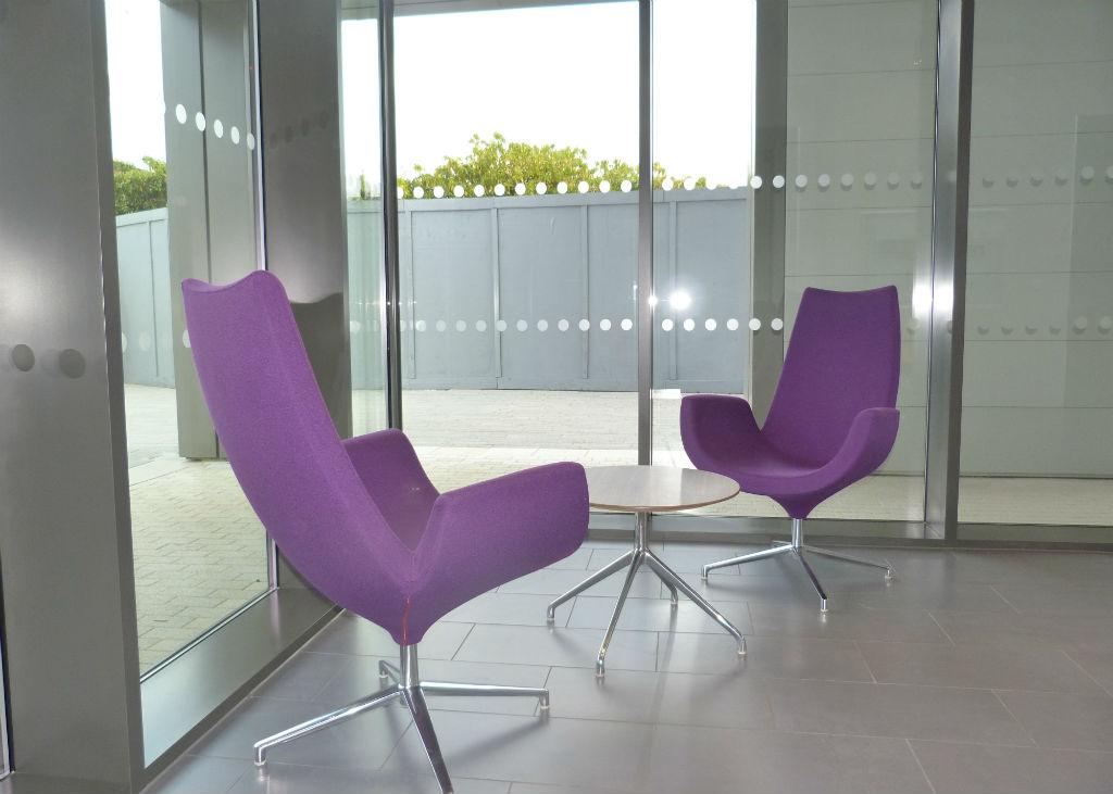Warrington Borough Council IQ Reception Chairs