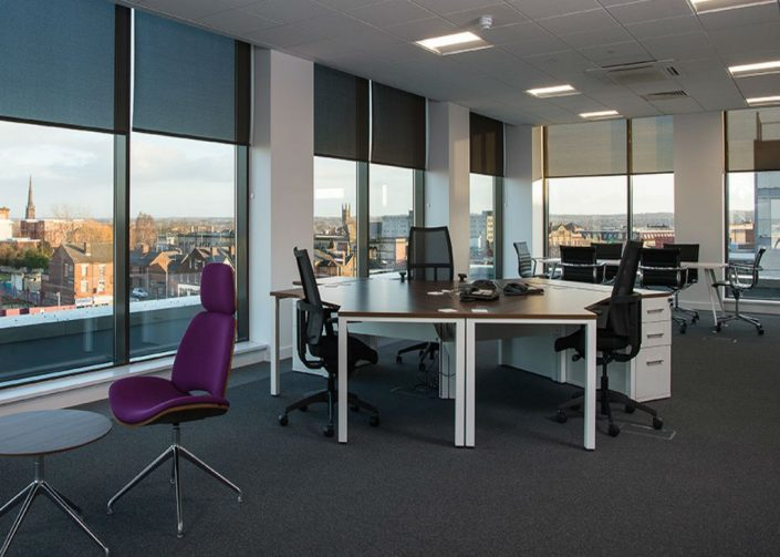 Office Desks - Office Furniture -