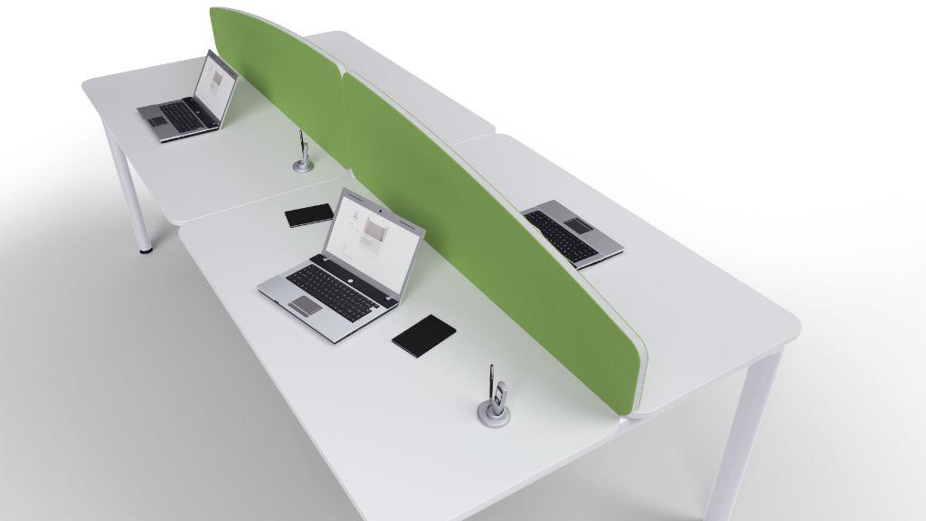 Flite Screen - Desktop Screens - Office Screens