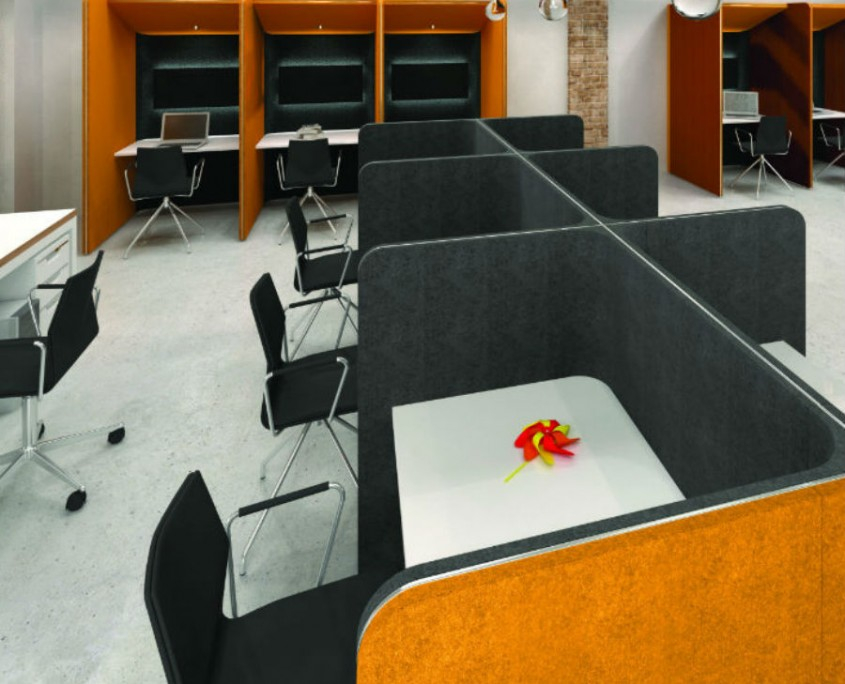 DEN Booth - Acoustic Pods - Office Screens