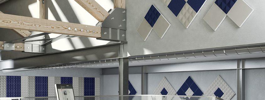 Acoustic Panels - Acoustic Pods - Breakout Furniture