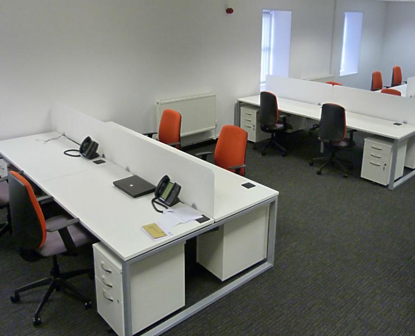 Acrobat - Bench Desks - Office Desks