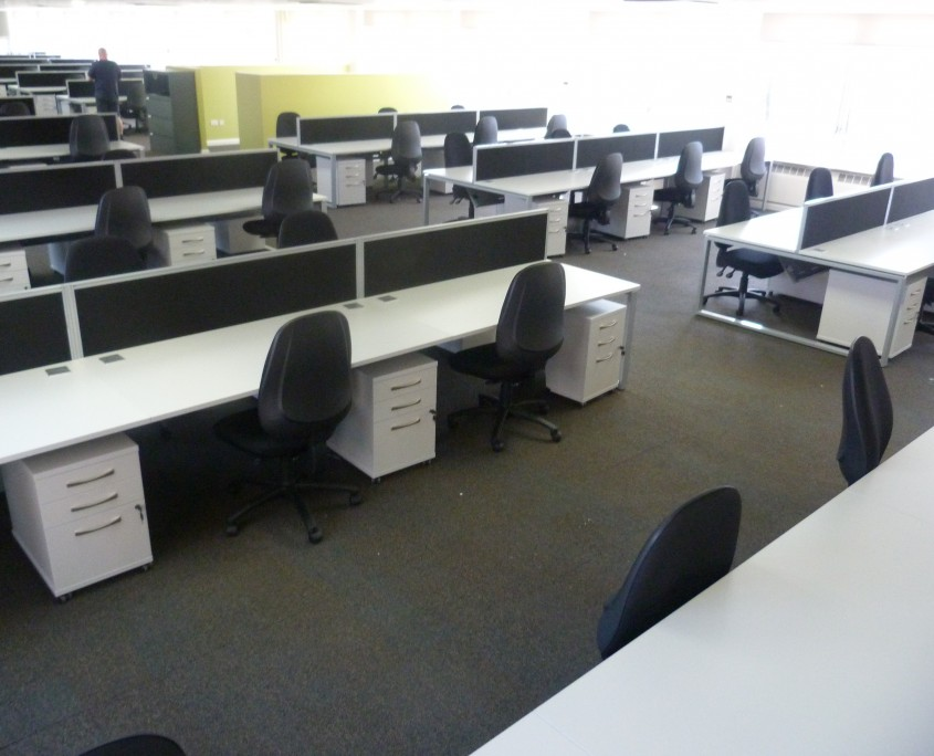 Inenco - Bench Desks - Office Desks