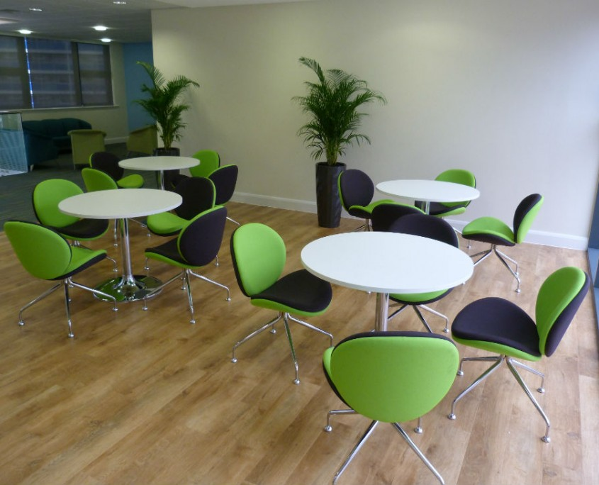 Willow Park - Breakout Furniture - Office Furniture Delivery & Installation