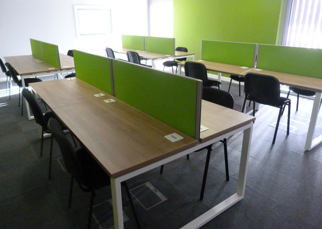 YMCA - Office Furniture Delivery & Installation