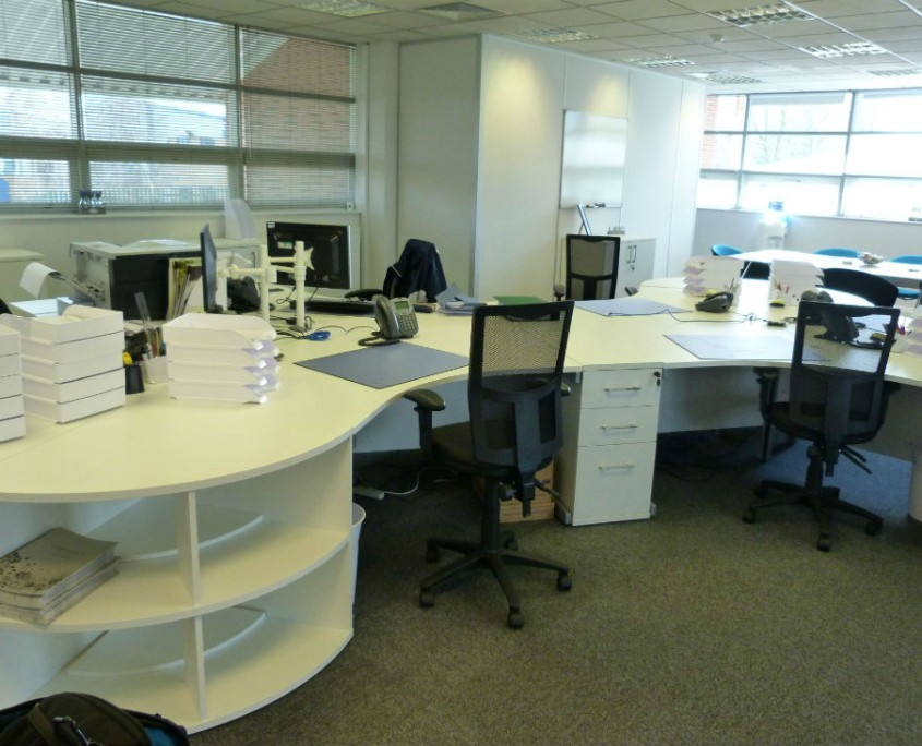 Beck Development - Office Furniture - Office Furniture Delivery & Installation