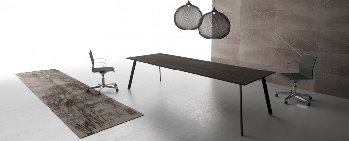 Evo - Office Desks - Contemporary Desks