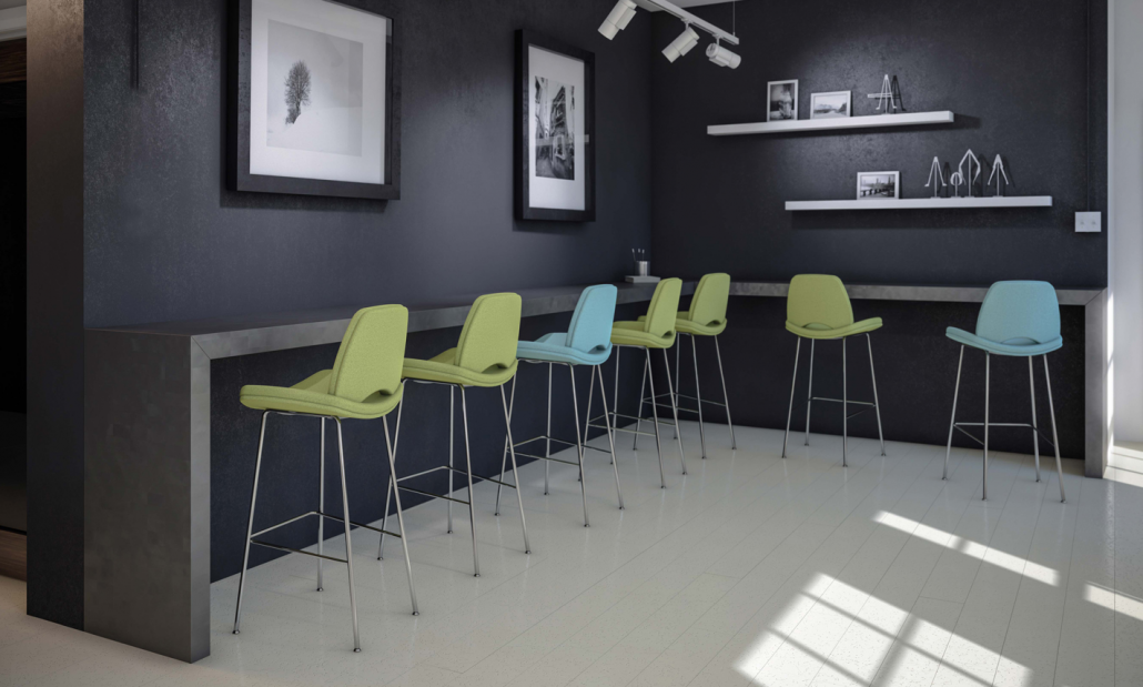 Era - Stools & Poseur Tables - Breakout Furniture