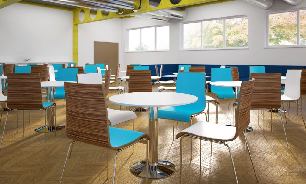 Zero Seating - Bistro Chairs - Breakout Furniture