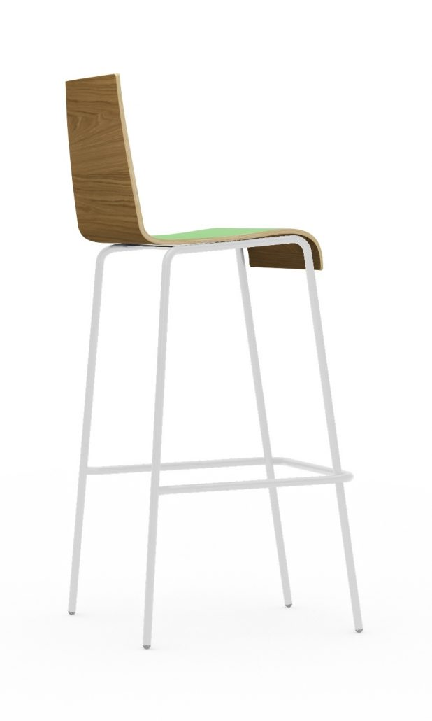 Zero Stool - Stools & Poseur Tables - Breakout Furniture