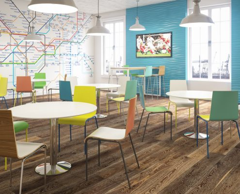 Zero Seating - Bistro Chairs - Breakout Furniture