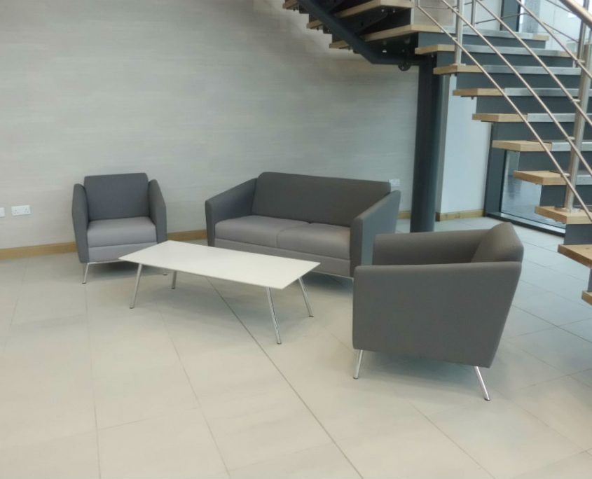 Wind Sofa - Reception Chairs - Reception Furniture