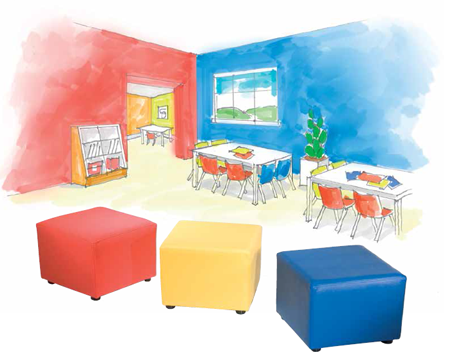 Easiblocks Chair - Office Chairs - Educational Furniture