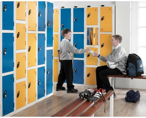 Lockers - Educational Furniture