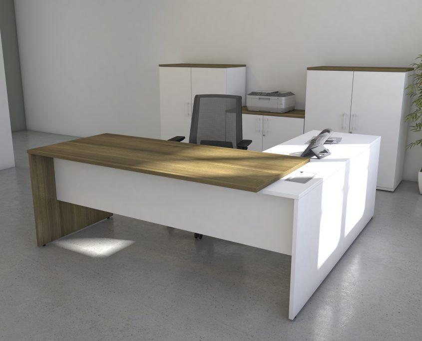 Executive Desks - Contemporary Desks - Office Desks