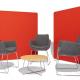 Flite Screens - Floor Standing Screens - Office Screens