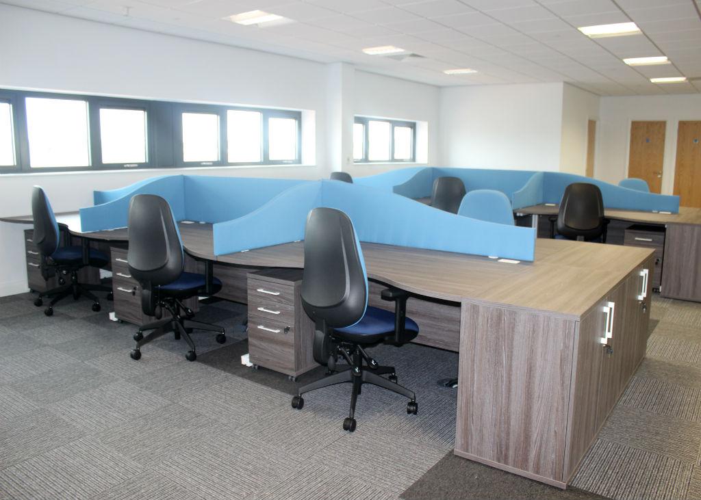 Office Desks - Office Installation - Office Furniture Delivery & Installation