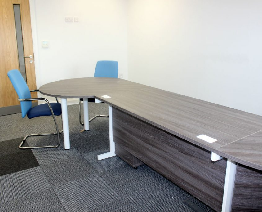 Executive Desk - Office Installation - Office Furniture Delivery & Installation